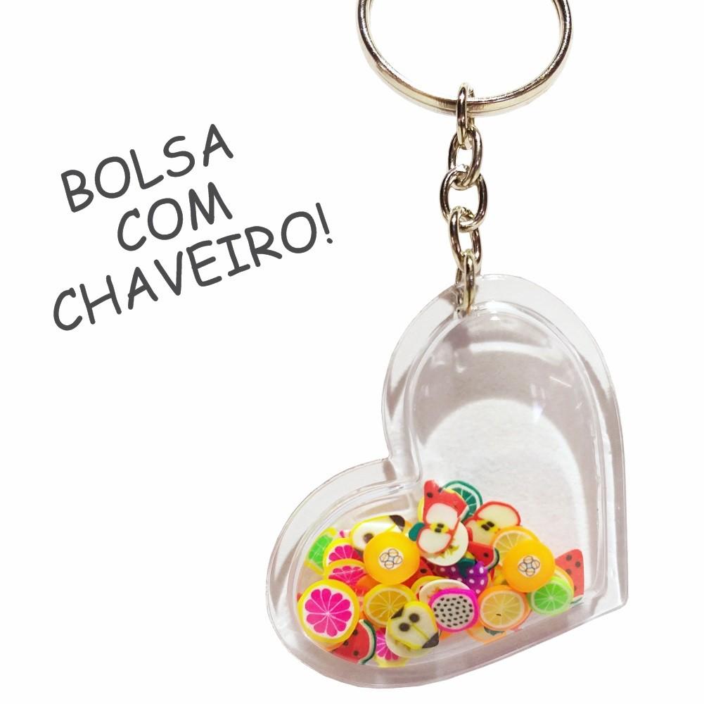 Kit Infantil Feminino Bolsa e Estojo Cerejinhas, Magicc