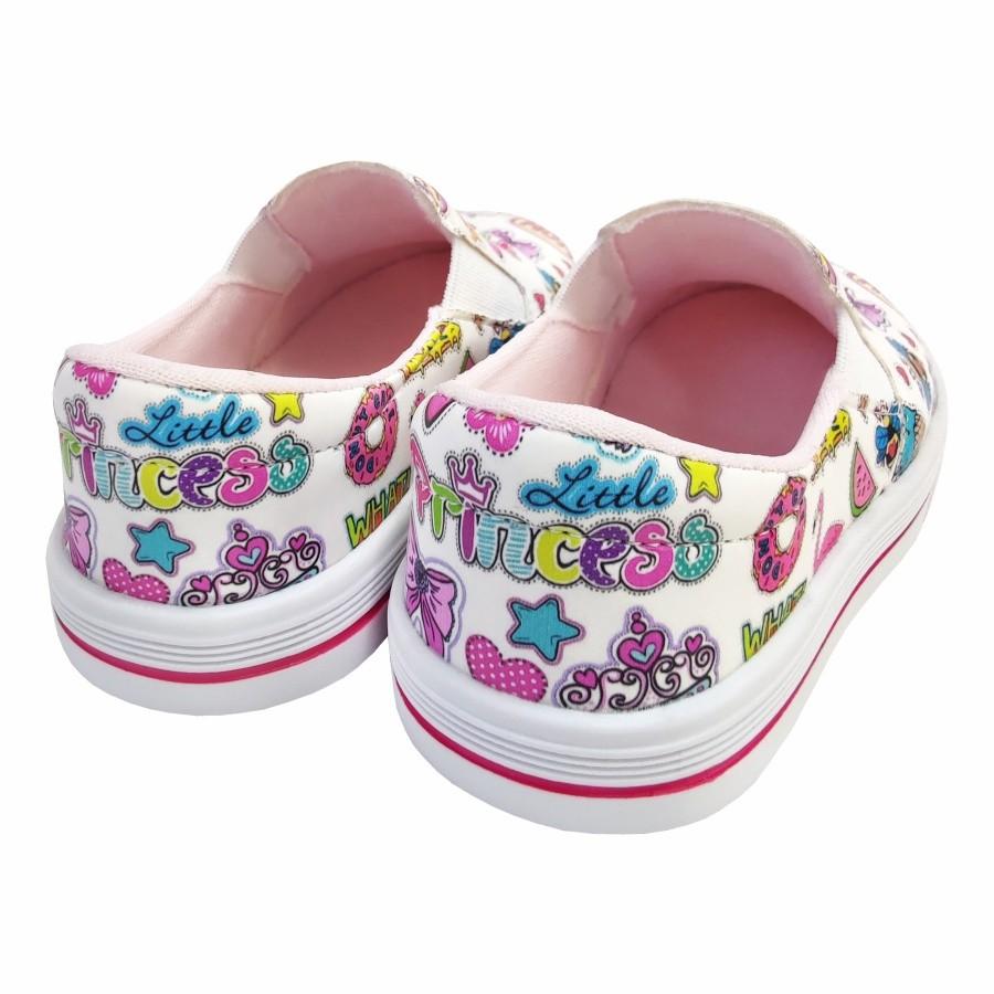 Kit Infantil Feminino Tênis Iate e Bolsa Stickers, Magicc Kids