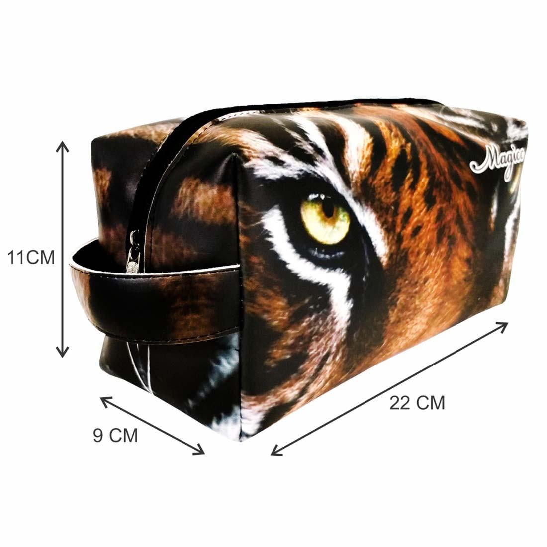 Necessaire Feminina Selva Tigre, Magicc