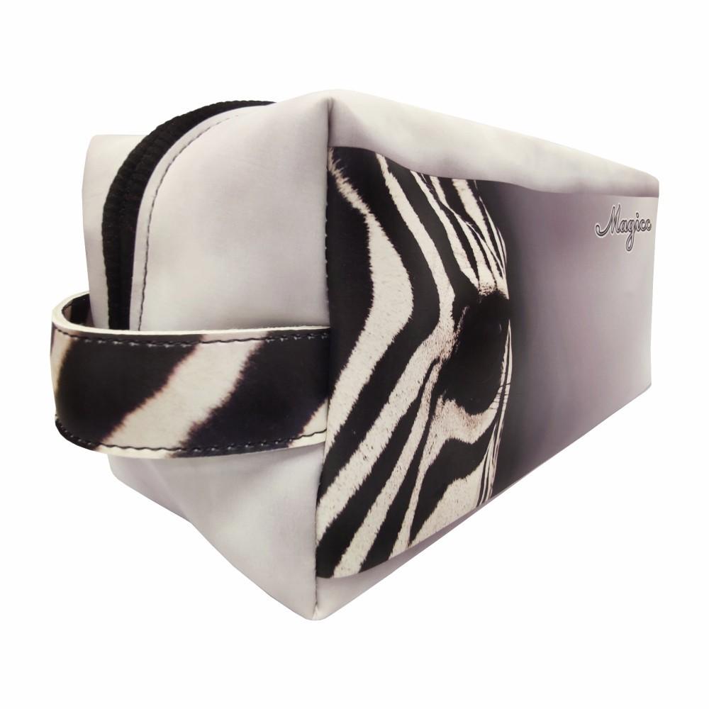 Necessaire Selva Feminina Zebra, Magicc