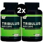 2X Tribulus Terrestris 625 (100 cápsulas) - Optimum Nutrition