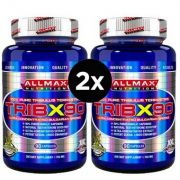2X Tribulus Terrestris 90 capsulas (90% Saponinas) AllMax Nutrition