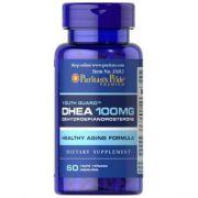 Dhea 100 mg - Puritan's Pride - 60 Cápsulas