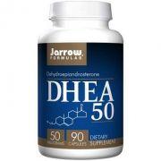 DHEA 50 mg - Jarrow Formulas - 90 cápsulas