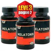 Leve 3 Pague 2 - Melatonina 3mg Optimum Nutrition  - 100 comprimidos