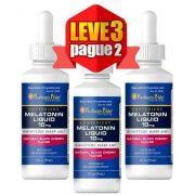 Leve 3 Pague 2 Melatoninas liquida 10mg (sabor cereja) - Puritan's Pride - 59ml