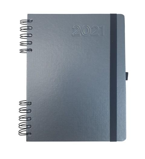 Agenda 2021 Ótima Company A5 Bengaline Titanium