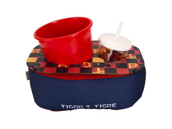 Almofada Pipoca Individual - Tigor Fun