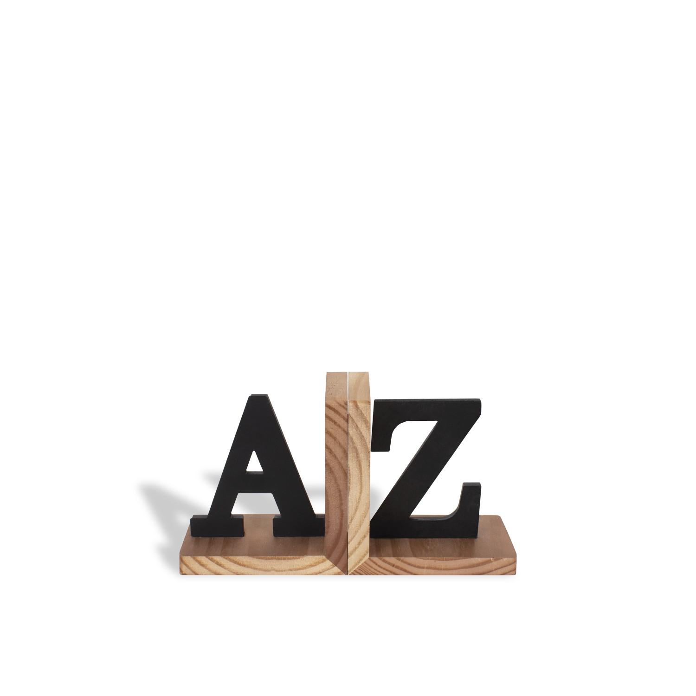 Aparador De Livros AZ Pinus