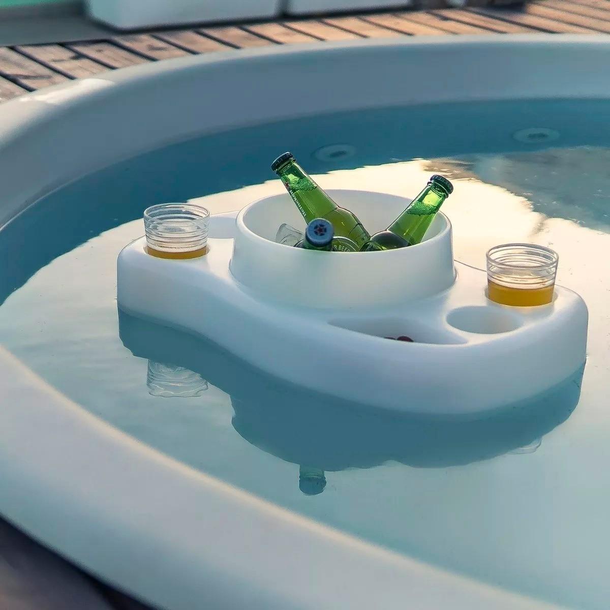 Aquabar Com Suporte Natural