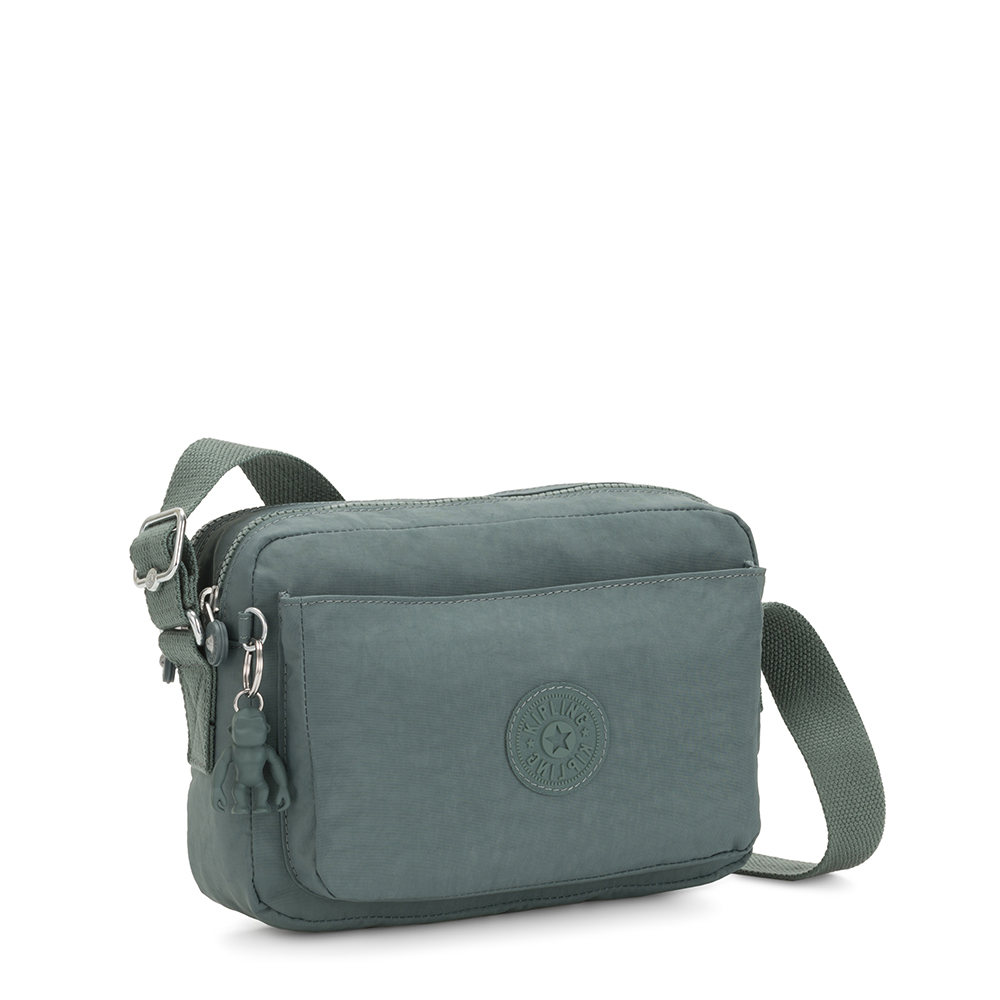 Bolsa Kipling Abanu M Light Aloe