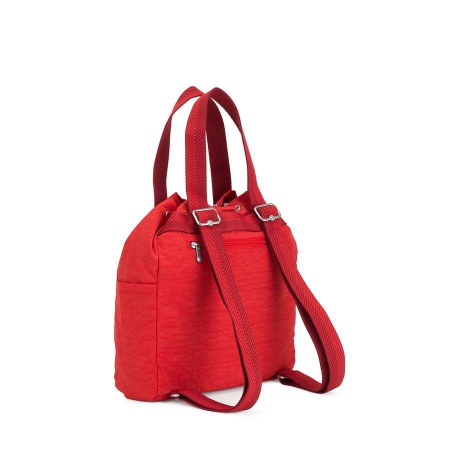 Bolsa Kipling Art Backpack S Active Red