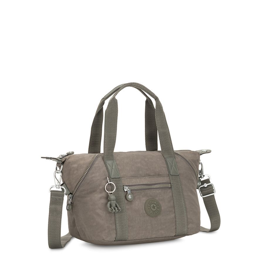 Bolsa Kipling Art Mini Seagrass
