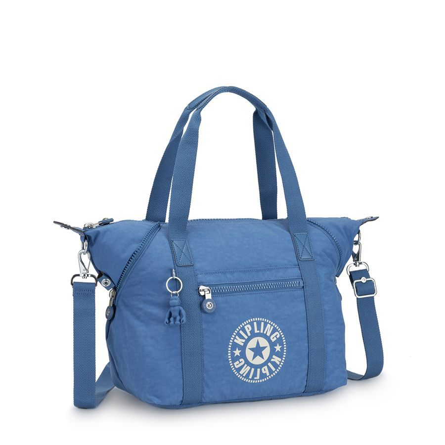 Bolsa Kipling Art Nc Dynamic Blue