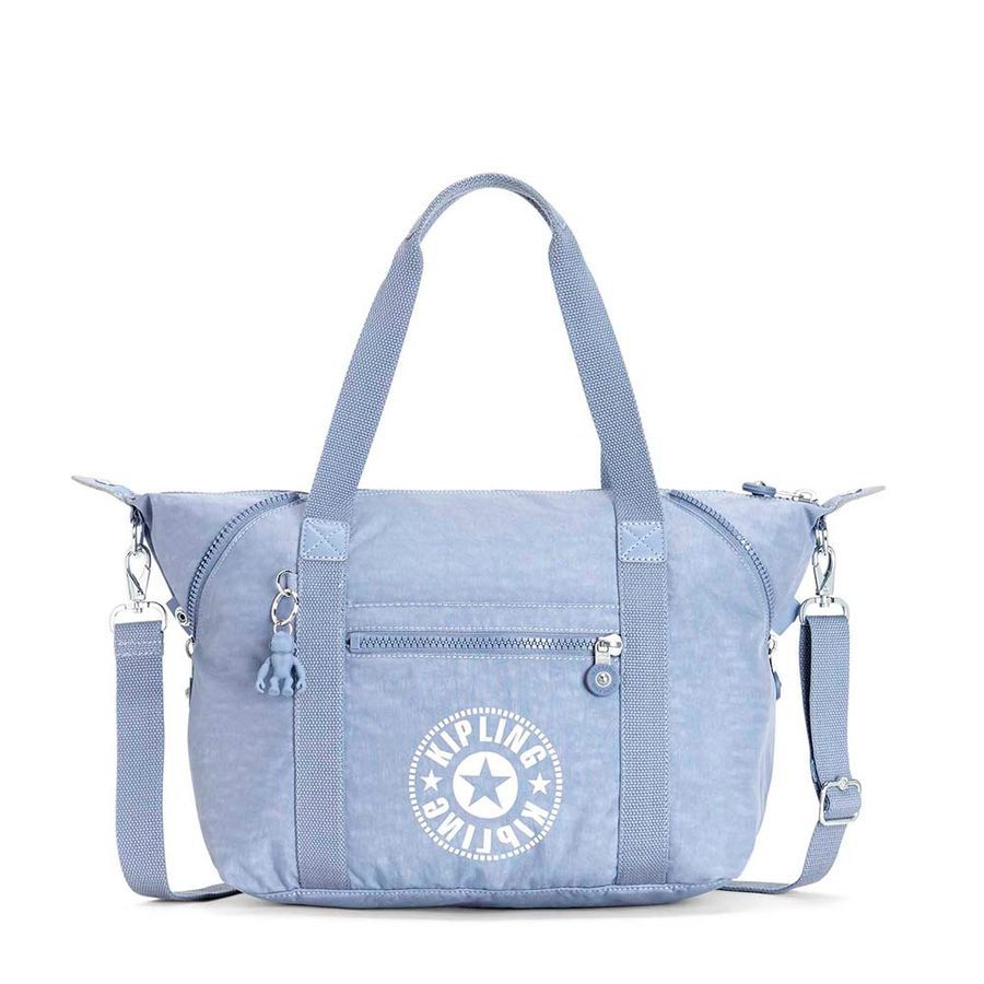 Bolsa Kipling Art Timid Blue