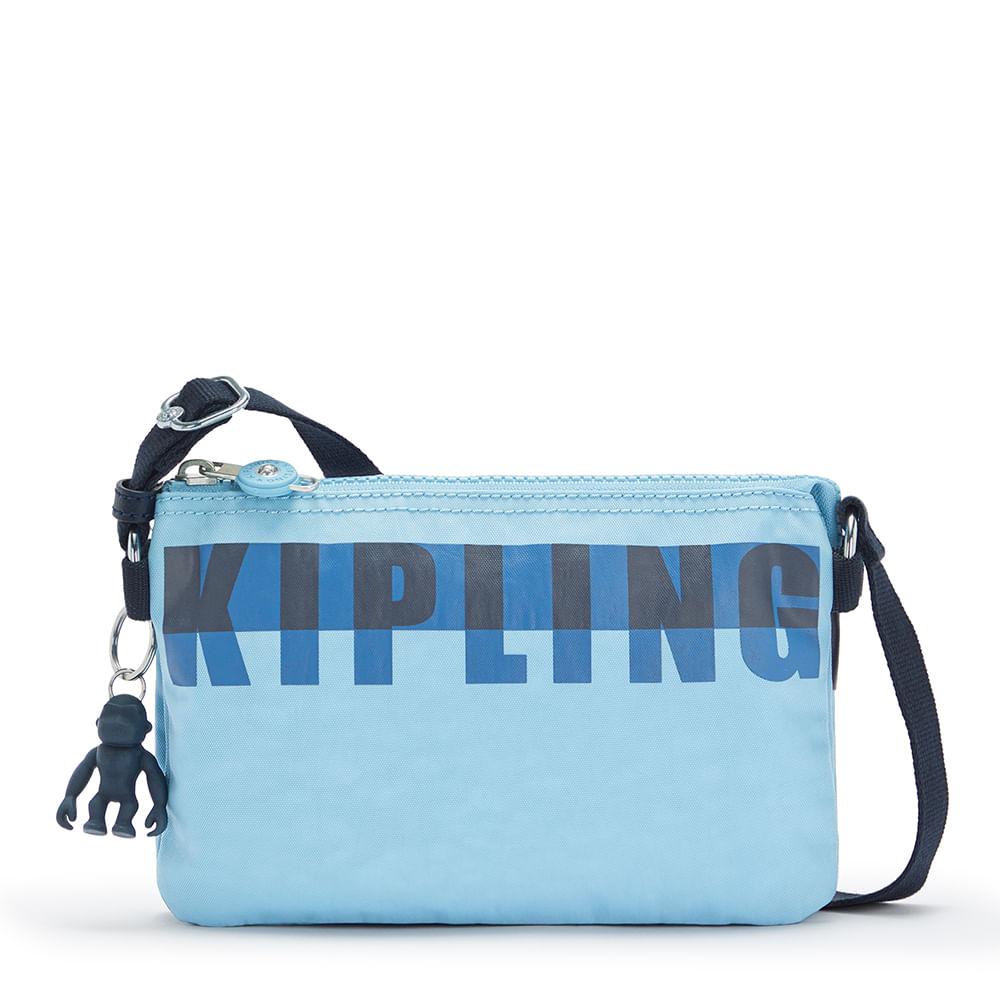 Bolsa Kipling Creativity XB Kipling Blue Bl