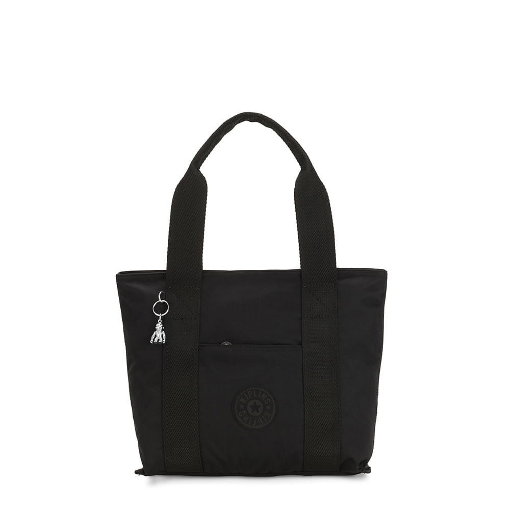 Bolsa Kipling Era S Rich Black Origin