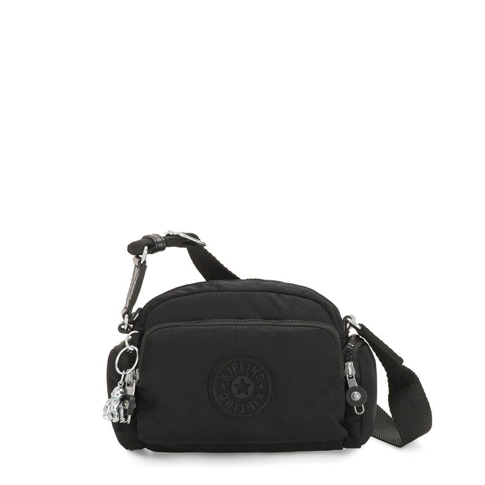 Bolsa Kipling Jenera Mini Rich Black Origin
