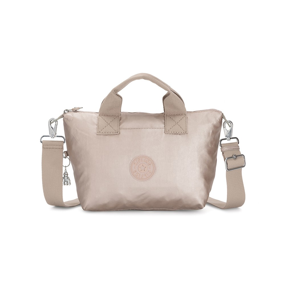 Bolsa Kipling Kala Mini Metallic Glow Origin