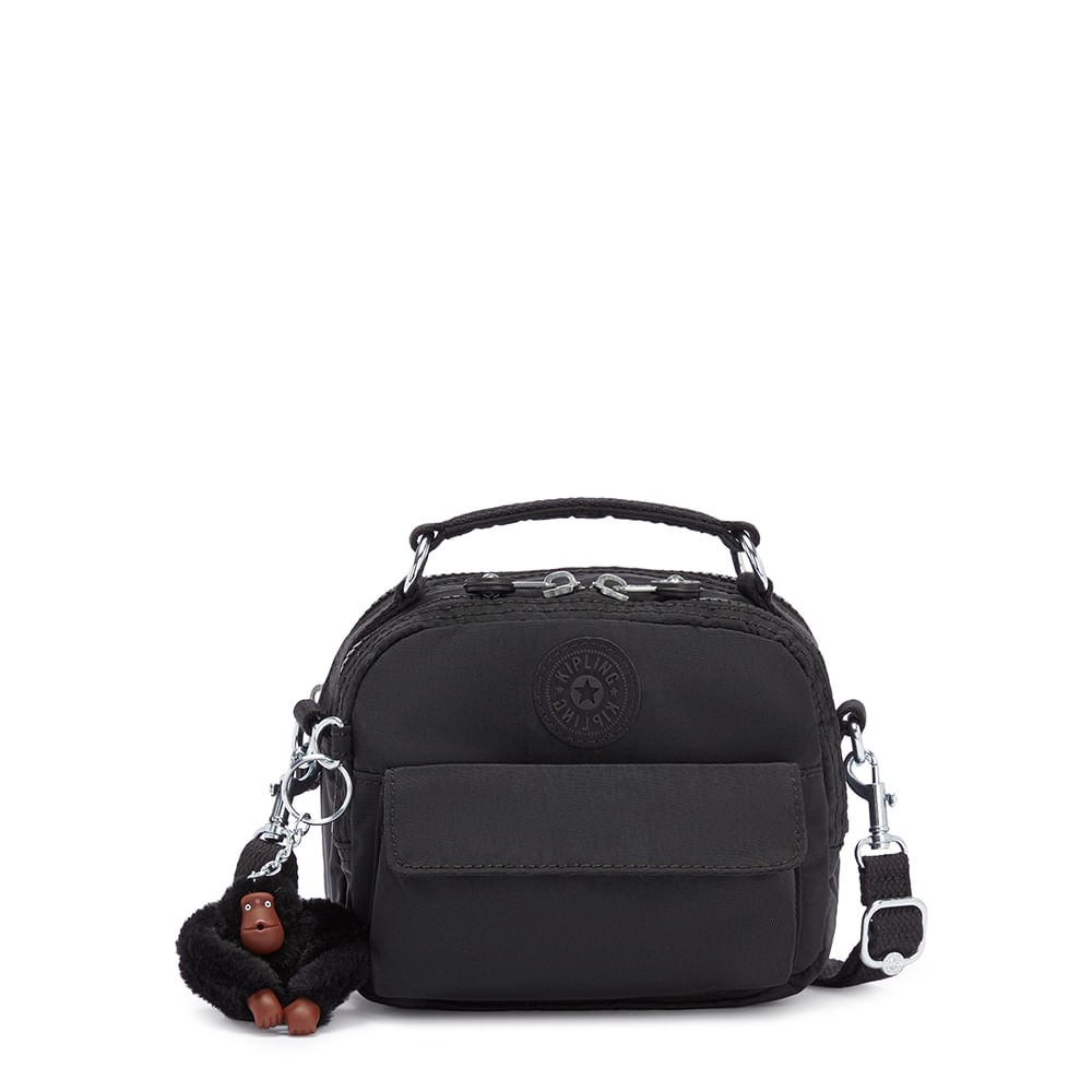 Bolsa Kipling Puck True Black