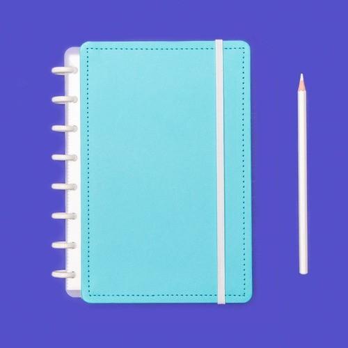 Caderno Inteligente A5 Color Azul Celeste