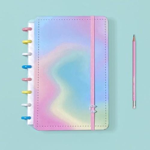 Caderno Inteligente A5 Color Candy Splash