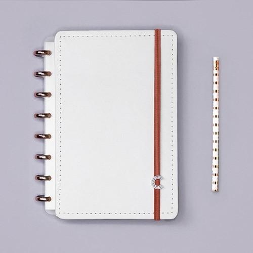 Caderno Inteligente A5 Deluxe All White