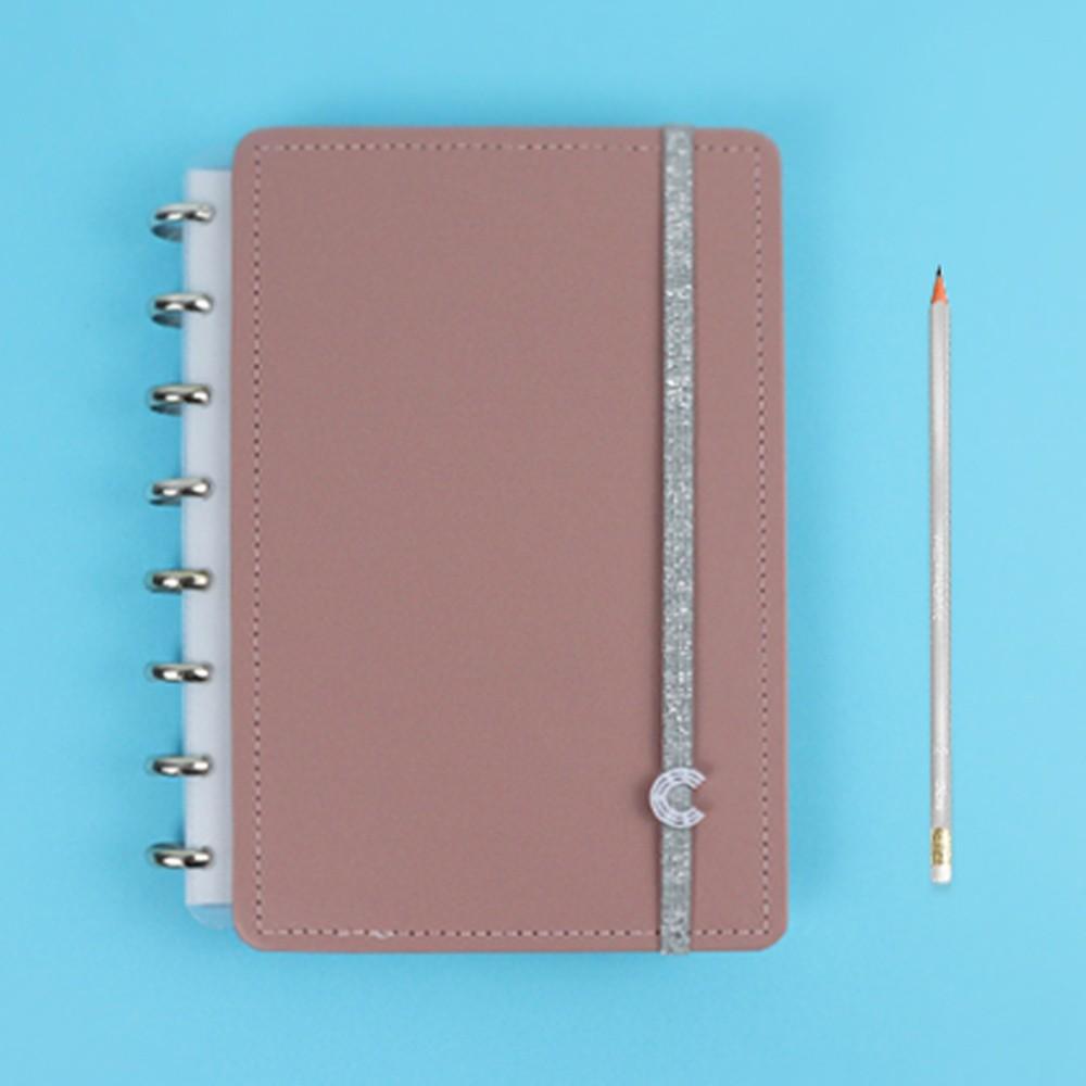 Caderno Inteligente A5 Deluxe Chic Nude