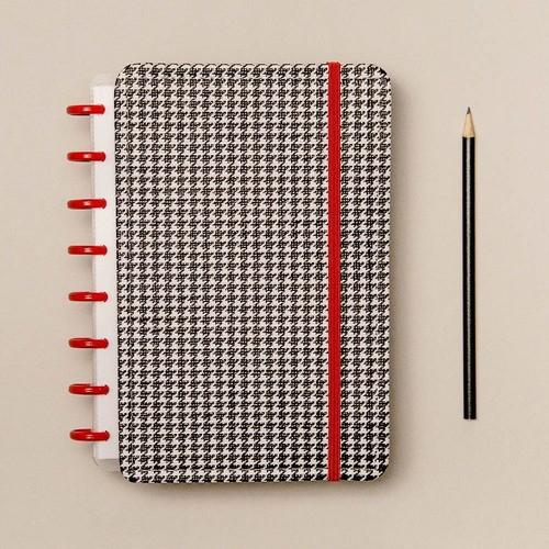 Caderno Inteligente A5 Deluxe Príncipe De Gales