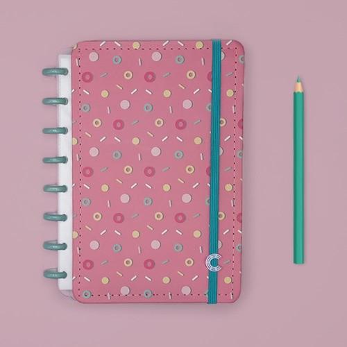 Caderno Inteligente A5 Estampa Mania Lolly
