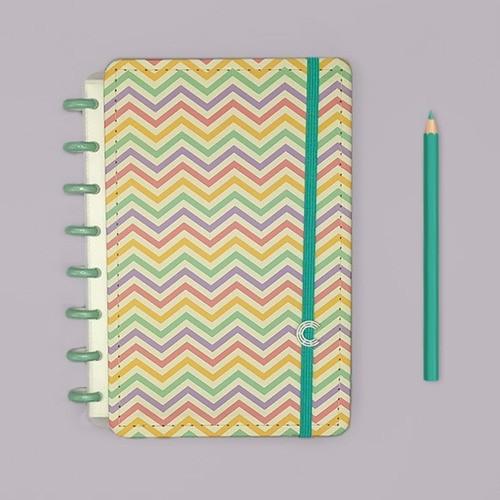 Caderno Inteligente A5 Estampa Mania Popy