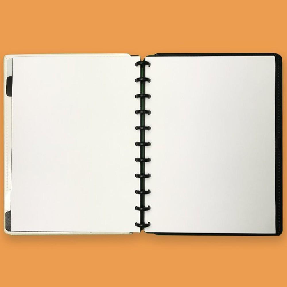 Caderno Inteligente Grande Canvas Com Capa Personalizável