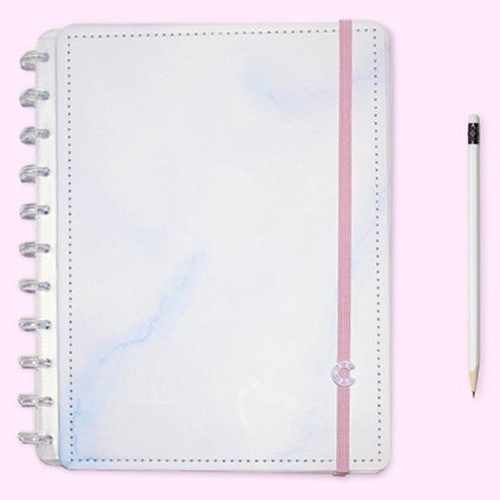 Caderno Inteligente Grande Ci By Luara Malibu