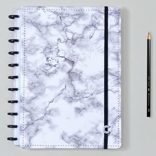 Caderno Inteligente Grande Deluxe Bianco