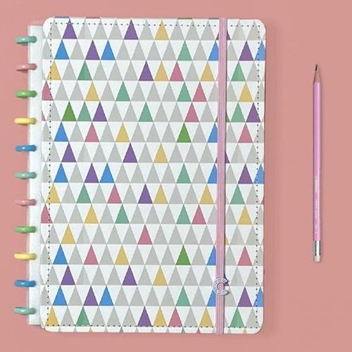 Caderno Inteligente Grande Estampa Mania Tutti