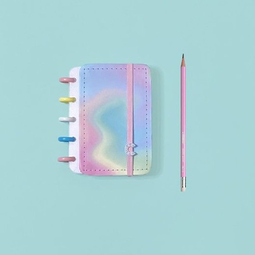 Caderno Inteligente Inteligine Color Candy Splash