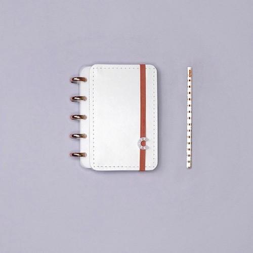 Caderno Inteligente Inteligine Deluxe All White
