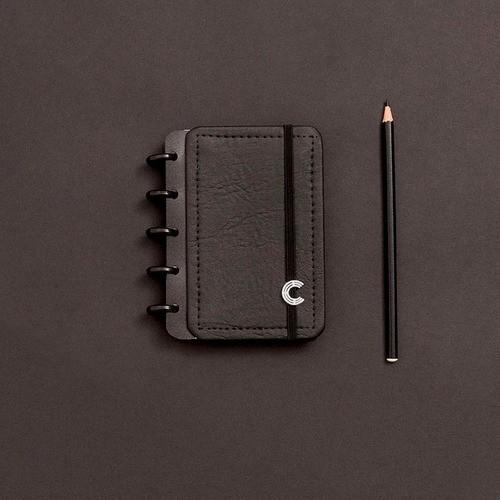 Caderno Inteligente Inteligine Deluxe Black Ecológico