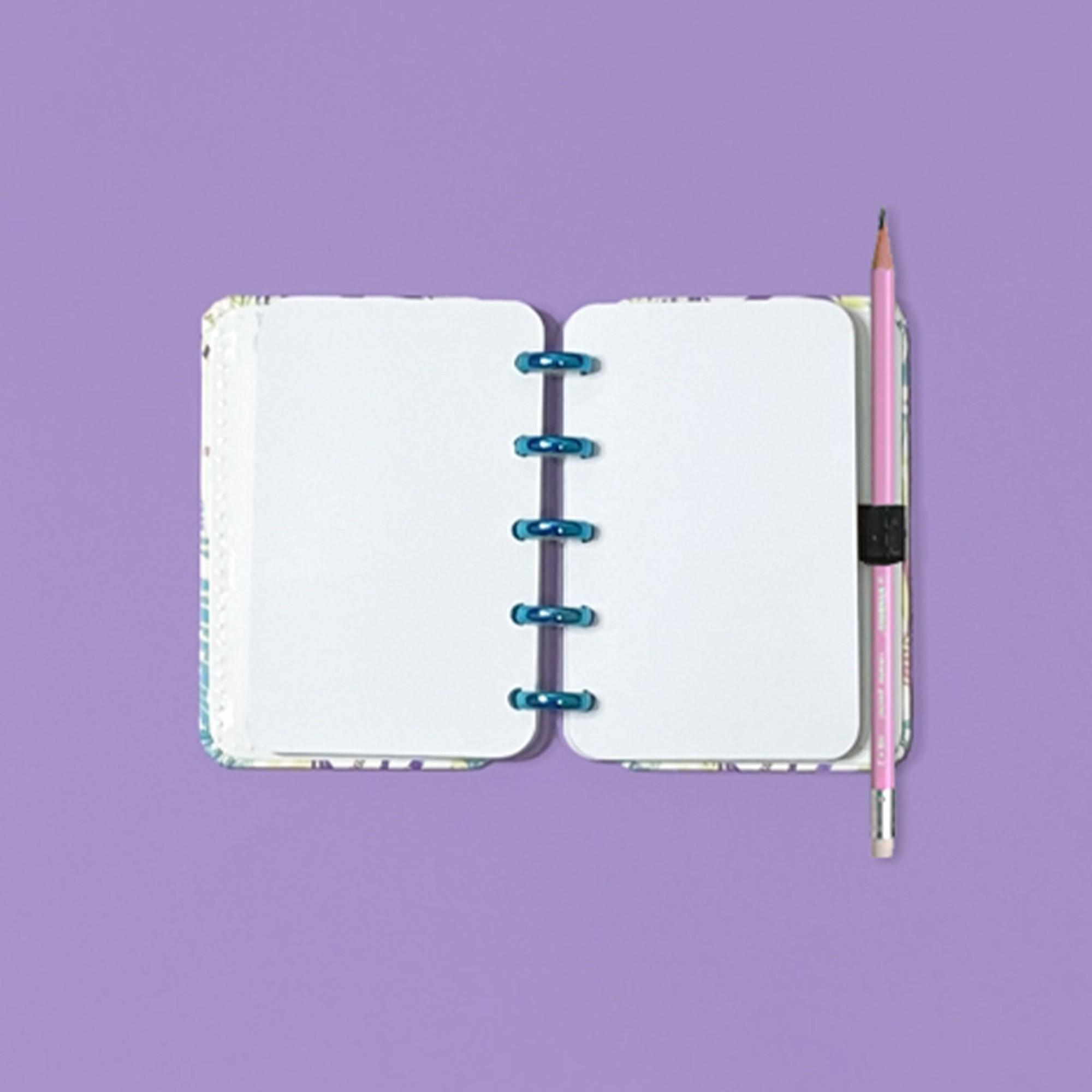 Caderno Inteligente Inteligine Estampa Mania Frutti