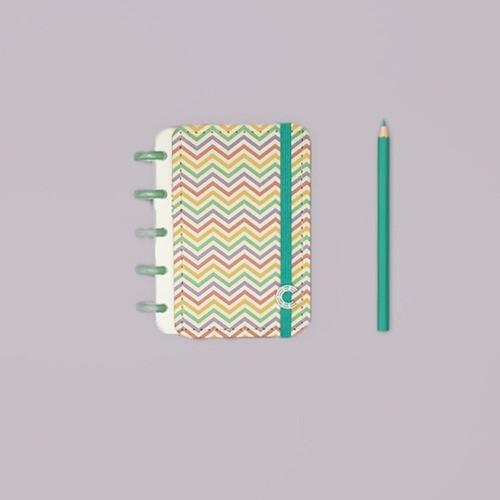 Caderno Inteligente Inteligine Estampa Mania Popy