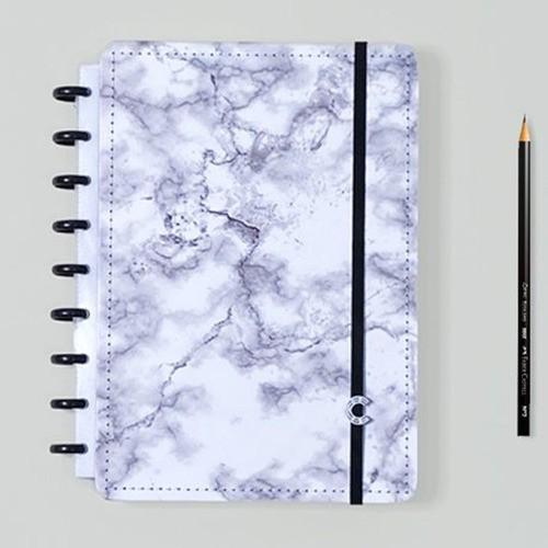 Caderno Inteligente Médio Deluxe Bianco