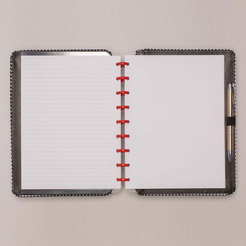 Caderno Inteligente Médio Deluxe Príncipe De Gales