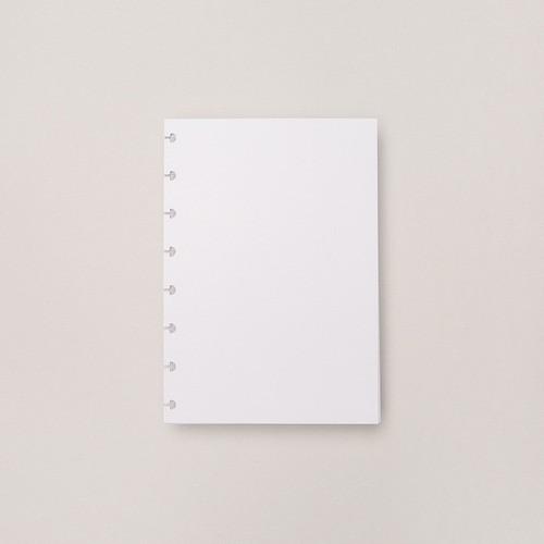 Caderno Inteligente Refil A5 Liso 90g