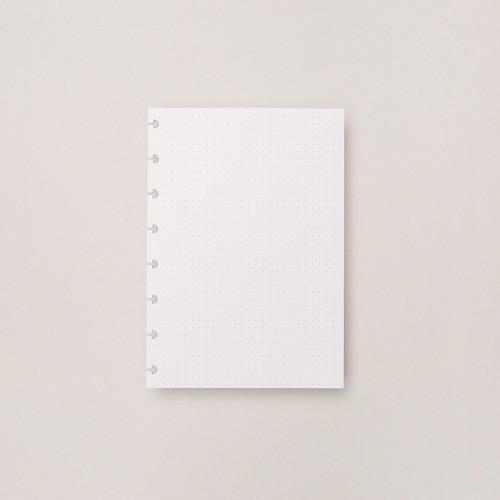 Caderno Inteligente Refil A5 Pontilhado 120g