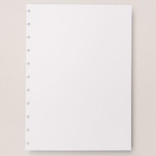 Caderno Inteligente Refil Grande Liso 90g