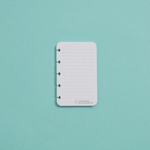 Caderno Inteligente Refil Inteligine Pautado 120g