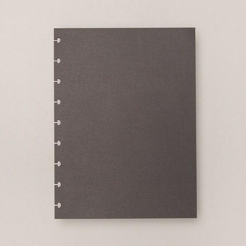 Caderno Inteligente Refil Médio Black 180g