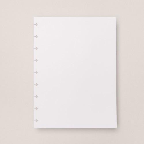 Caderno Inteligente Refil Medio Liso 90g