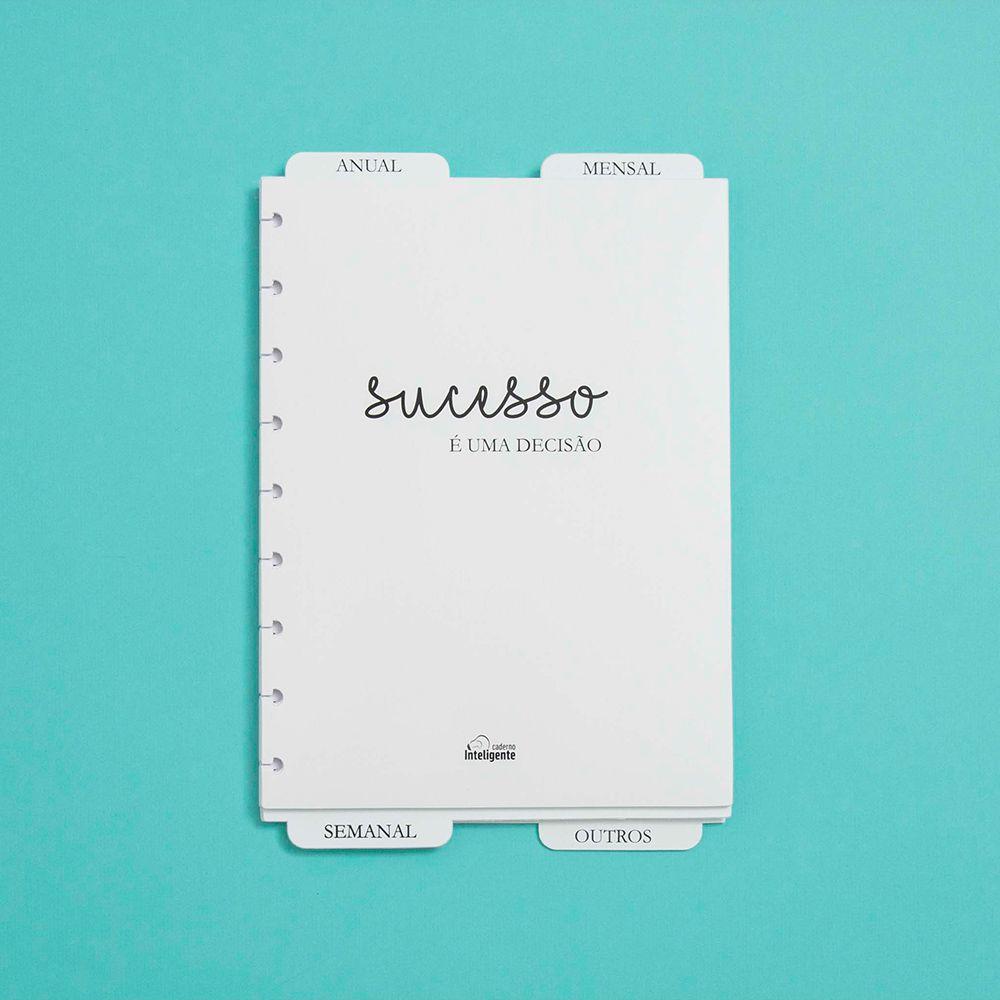 Caderno Inteligente Refil Medio Planner Inteligente Wide