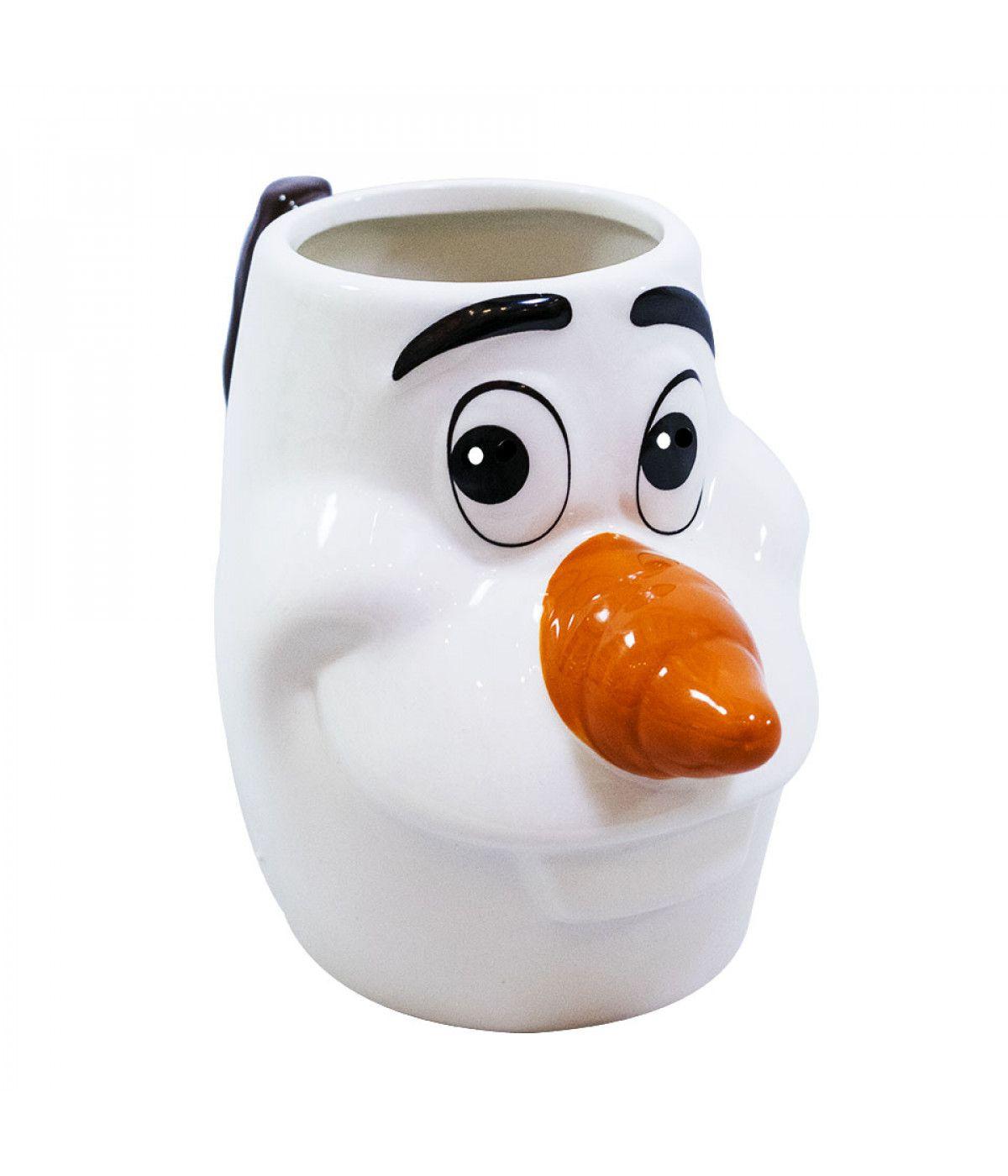 Caneca 3D Disney Frozen Olaf